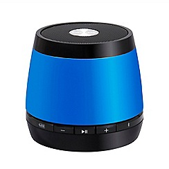 HMDX - Jam thrill blue bluetooth speaker HX-P230BLE