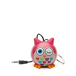 KitSound - Mini buddy speaker - Owl