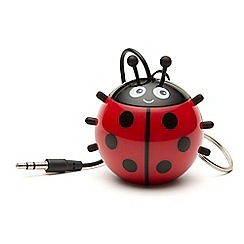 KitSound - Mini buddy speaker - Ladybird
