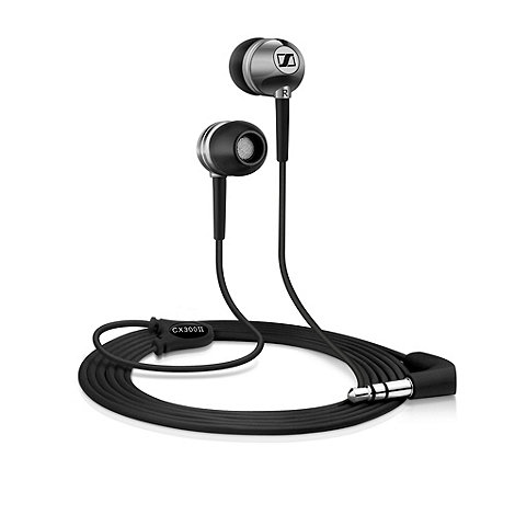 Sennheiser - CX 300-II in ear headphones