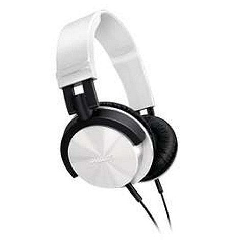 Philips - Phillips +SHL3000WT/00+ white on ear headphones