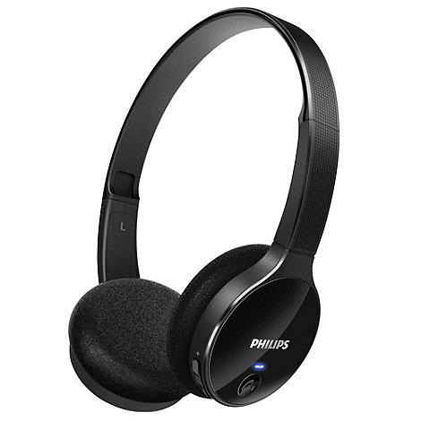 Philips - On ear bluetooth headphones SHB4000/10