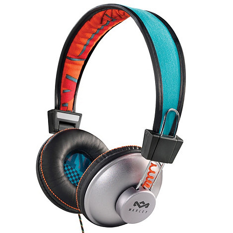 Marley - EM-JH010-SU +Sun Positive Vibration+ on ear headphones