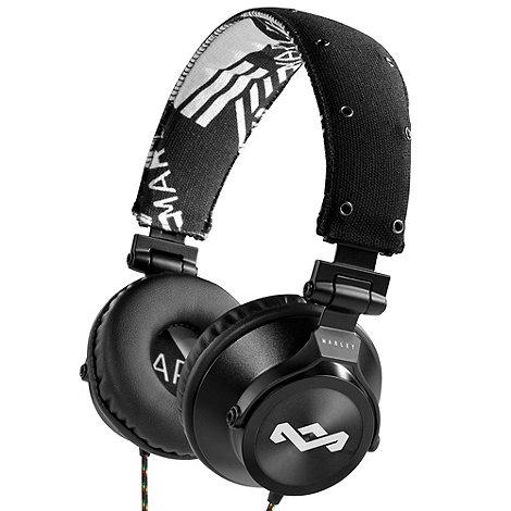 Marley - EM-JH023-MI +Midnight Revolution+ on ear headphones