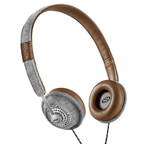 Marley - Harambe EM-JH041-SD Saddle on ear headphones