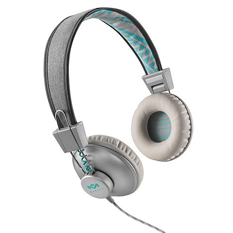 Marley - Positive Vibration EM-JH010-SM Mist on ear headphones