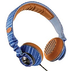 Marley - Riddim EM-JH05-SK Sky on ear headphones