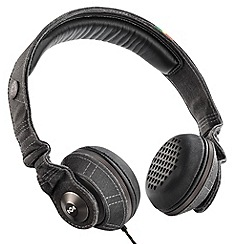 Marley - 'Riddim' 3-way mic headphones EM-JH053-MI