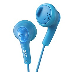 JVC - GUMY HA-F160-A-E blue in-ear headphones