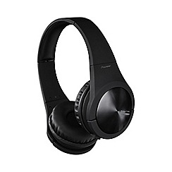 Pioneer - Black SE-MX7-K 'Superior Club Series' headphones