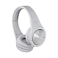 Pioneer - White SE-MX7-W 'Superior Club Series' headphones