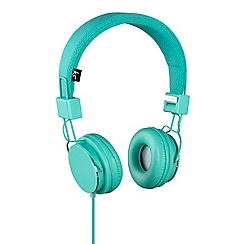 KitSound - Mint 'Malibu' on-ear headphones
