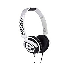 KitSound - Football childrens noise limiting headphones