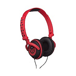 KitSound - Ladybird childrens noise limiting headphones