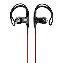 Beats - Powerbeats Black sports headphones