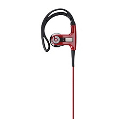 Beats - Powerbeats Red sports headphones