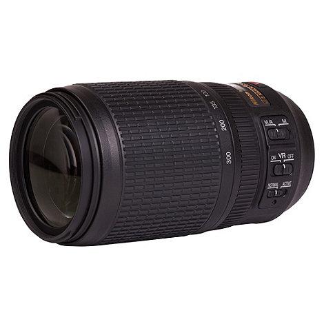 Nikon - 70-300mm AF-S vr f4.5-5.6g IF-ED lens