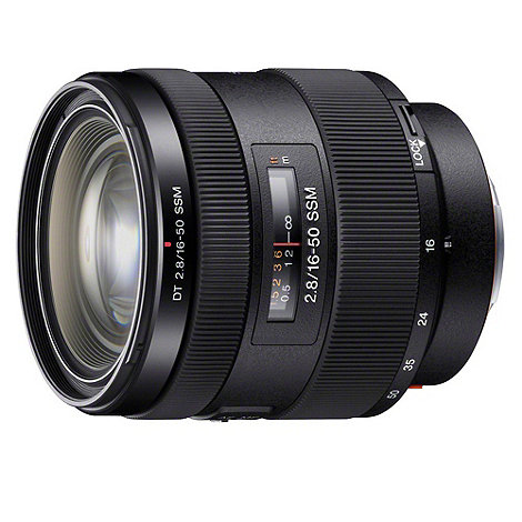 Sony - SAL1650 16-50mm f/2.8 zoom lens A mount for alpha series