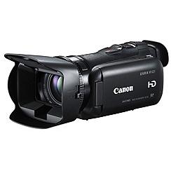 Canon - Legria HF-G25 black camcorder, 3.5