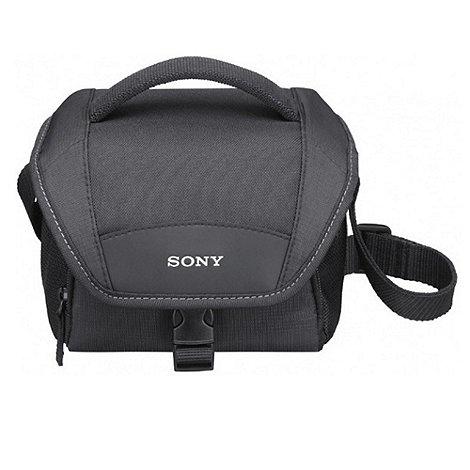 Sony - LCS-U11 soft camcorder / Alpha / NEX camera carry case