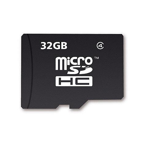 Fuji Film - Fuji 32GB micro SDHC class 4 card