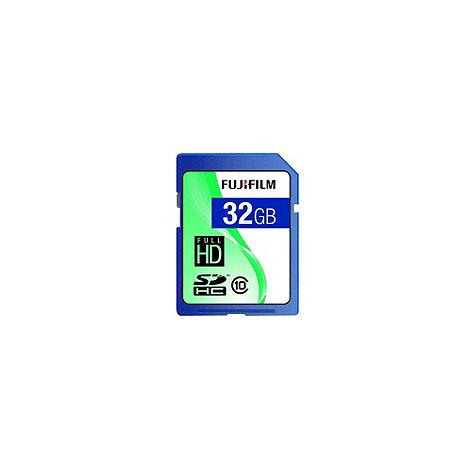 Fuji Film - Fuji 32GB SDHC class 10 card