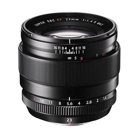 Fuji Film - Fuji XF-23mm f/1.4 Lens