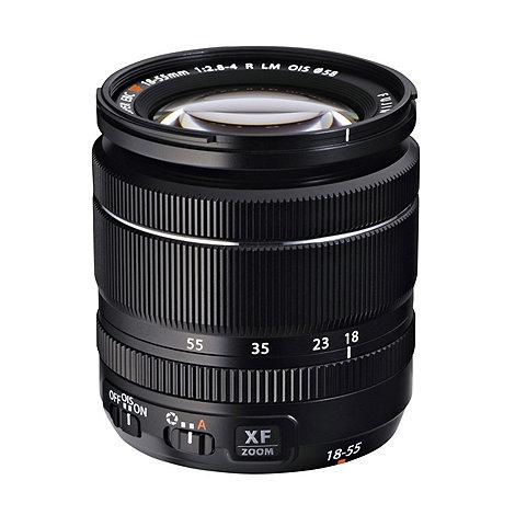 Fuji Film - Fuji XF-18-55mm f/2.8-4.0 OIS Zoom Lens