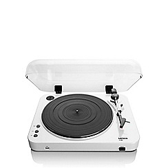 Lenco - Turntable with USB direct recording L-85WH