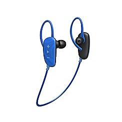HMDX - Jam Fusion in-ear buds blue