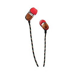 Marley - Smile Jamaica in-ear headphones EM-JE041-FI