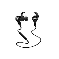 Monster - iSport Bluetooth wireless In-ear Headphone - Black
