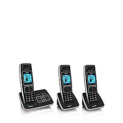 BT - Cordless trio telephone with answering machine BT6500