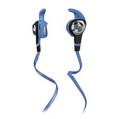 Monster - iSport Strive In-ear Headphone - Blue