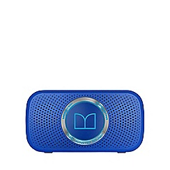 Monster - Superstar Bluetooth speaker - Blue