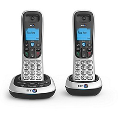BT - Cordless duo telephone with answering machine BT2600