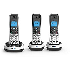 BT - Cordless trio telephone with answering machine BT2600