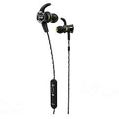 Monster - Black iSport victory in-ear bluetooth headphones