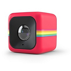 Polaroid - Red cube life action camera
