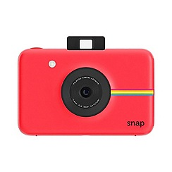 Polaroid - Red snap with 20 sheets