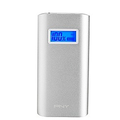 PNY - Sliver ad5200 portable powerpack