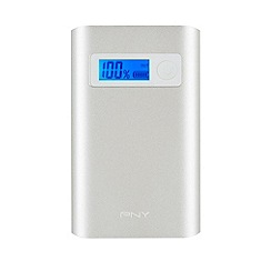 PNY - Sliver ad7800 portable powerpack