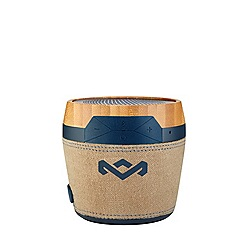 Marley - Navy 'Chant Mini' wireless bluetooth speaker EM-JA007-NV