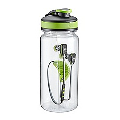 Jam - Green transit micro sport wireless ear buds & sports bottle