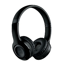 Jam - Black transit lite wireless headphones black
