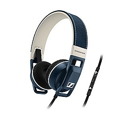 Sennheiser - Blue urbanite on-ear headphones