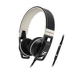 Sennheiser - Black urbanite on-ear headphones