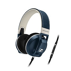 Sennheiser - Blue 'Urbanite XL' over ear headphones SNURXLGBL