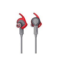 Jabra - Red sport coach bluetooth headphones