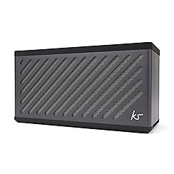 KitSound - Grey tilt speaker